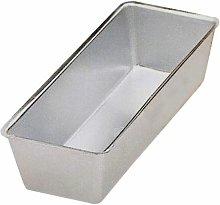 Stampo per plumcake in alluminio Cm 30x10 -