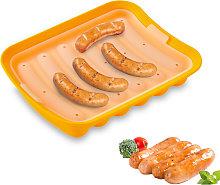 Stampo per salsicce in silicone Stampo per hot dog