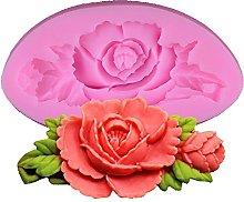 Stampo per sapone in silicone per decorare torte