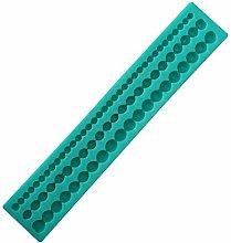 Stampo per sapone in silicone per fondente e