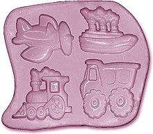 Stampo per sapone per decorare torte e sapone, in