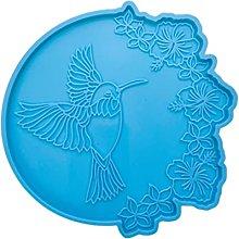 Stampo per sottobicchiere in resina epossidica per