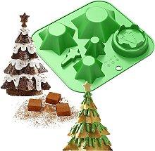 Stampo per torta di Natale, Stampo per torta di