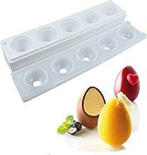 Stampo per torta in silicone 3D per uova di