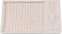 Stampo per torta in silicone con motivo in bambù