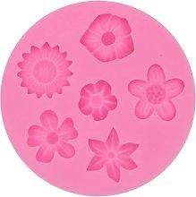 Stampo Per Torta Stampo In Silicone Per Fiori 3D