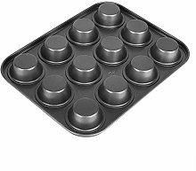 Stampo per torta, stampo per pasticceria Mini nero
