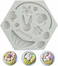 Stampo per uova di Pasqua, Stampo per torta in