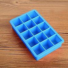 Stampo per vassoio per cubetti di ghiaccio facile