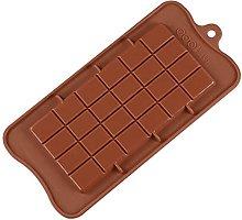 Stampo quadrato di cioccolato torta di cioccolato