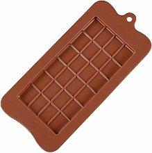 Stampo quadrato per cioccolatini a 24 cavità,