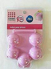 Stampo rotondo per torta, colore: rosa
