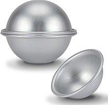 stampo semisferico-modello emisfero in alluminio