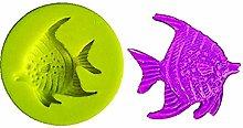 Stampo Silicone di Un Pesce Sardina - Uso