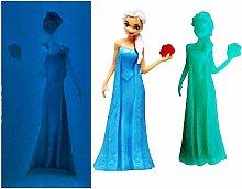 Stampo Silicone Elsa del Cartone Animato Frozen 2D