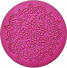 Stampo Silicone Lace di Forme Fiori Pasta di