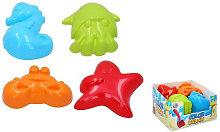 Stampo Spiaggia (30 cm) - Color Baby