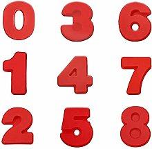 Stampo Torta Numero, Stampi Numeri per Torte, 4