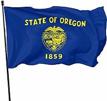 State of Oregon 3x5 Foot Flag Bandiera da esterno