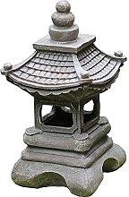 Statua da Esterno con Lanterna A Pagoda con