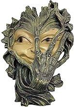 Statua da giardino, ciondolo in resina con