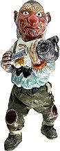 Statua da giardino di Hoggle, decorazione