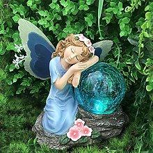 Statua da Giardino Ornamento da Giardino Solare