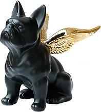 Statua decorativa per la casa, ornamento animale