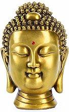 Statua del Buddha Che Ride, Scultura in Puro