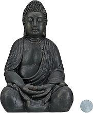 Statua del Buddha Seduto XL, 50 cm, Feng Shui, per