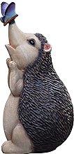 Statua della grande istrice, decorazione della