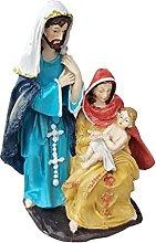 Statua della Natività, statua di Gesù del