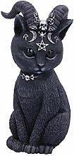 Statua di gatto, statua magica di gatto, in