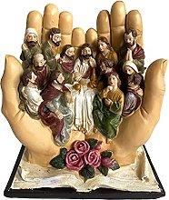 Statua di Gesù, scultura religiosa per