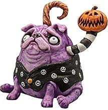 Statua Di Halloween, Novità Scultura Di Cane A