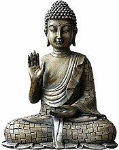 Statua Fatta A Mano Scultura Buddha Figurine