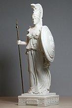 Statua greca della dea romana Athena Minerva
