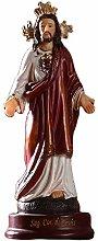 Statua in resina Gesù sculture religiosa sacra