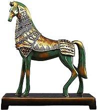 Statua Ornamenti, Statue Wealth Fortunato Figurina