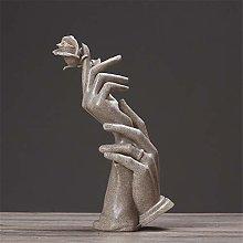 Statua Scultura Figurina Fortunato Decorazione Per