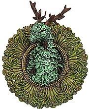 Statuine in resina di drago della foresta,