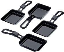 Steba 990100 Set per raclette 4 pezzi