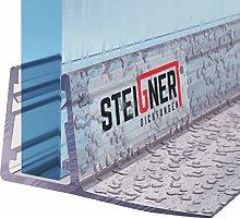 STEIGNER Guarnizione doccia, 100cm, per spessore