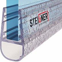 STEIGNER Guarnizione doccia, 110cm, per spessore