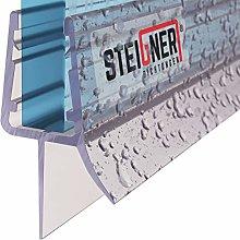 STEIGNER Guarnizione doccia, 130cm, per spessore
