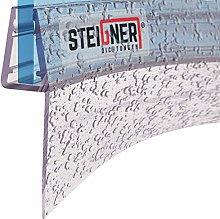 STEIGNER Guarnizione doccia, 150cm, per spessore