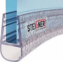 STEIGNER Guarnizione doccia, 180cm, per spessore