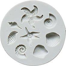 Stelle marine Conch Conchiglia Forma Conchiglia