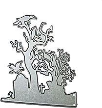 Stencil per decorazioni fai da te in acciaio al