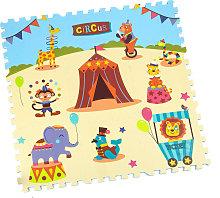 STI - Tappeto Puzzle Eva Circo Tappetino Gioco